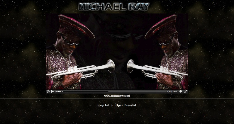 Micharl Ray website